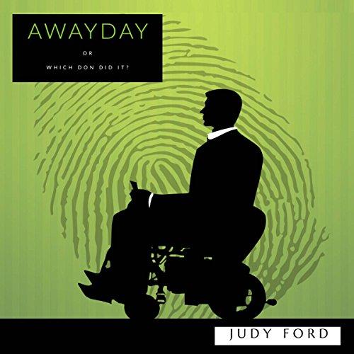 Awayday audiobook cover art