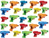 AHC Water Gun Plastic Assorted 25 pc.