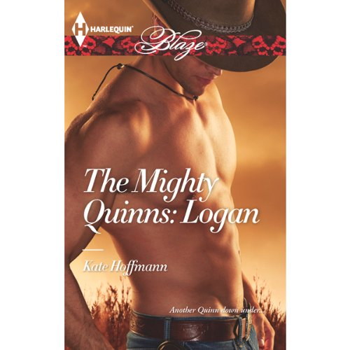 The Mighty Quinns: Logan audiobook cover art