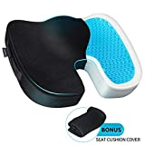 Best Gel Cushions - Amconsure Gel Seat Cushion for Office Chair Memory Review