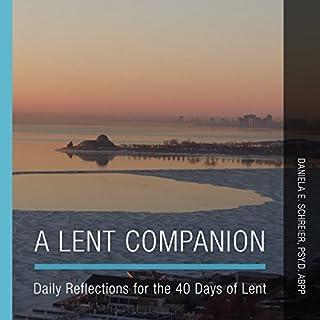 A Lent Companion cover art