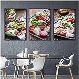 zhengchen Käse Tomate Poster und Drucke Nordische Küche