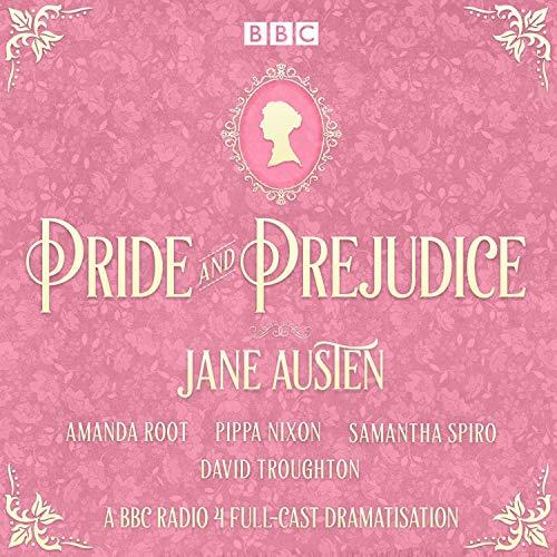 Pride and Prejudice Audiobook By Jane Austen cover art