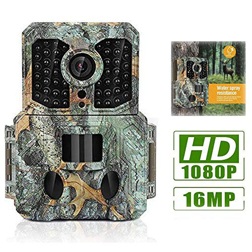 Clobo Trail Game Camera, 16MP 1080P Waterproof Wildlife...