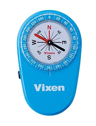Vixenコンパスオイル式コンパスLEDコンパスブルー43024-6