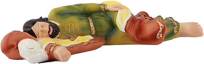 Saint Joseph Sleeping Statue, Figure for Religious Gift Decoration Collection, Sleeping St Joseph Figure Resin Christmas F...