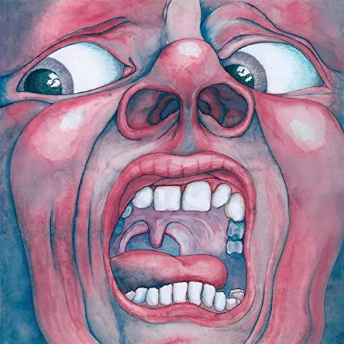 In the Court of the Crimson King - 50th Anniversary Edition (200 Gramm Vinyl) [Vinyl LP]