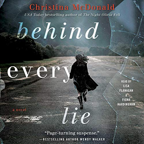 Behind Every Lie audiobook cover art