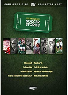 ESPN Films 30 For 30: Soccer Stories Gift Set TM6097