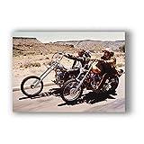JMHomeDecor Easy Rider 1969 Klassische Filmplakate Und