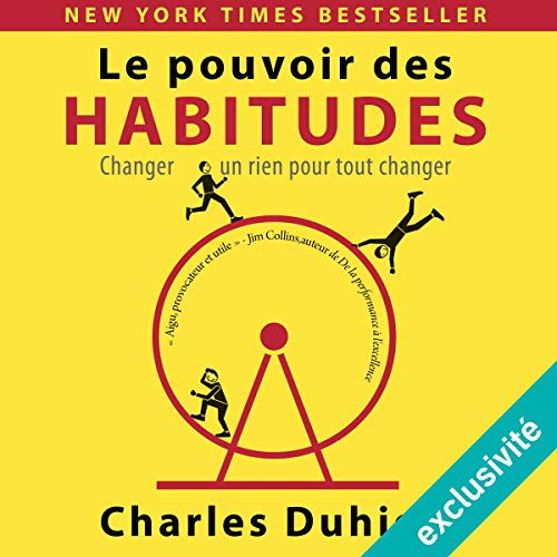 Le Pouvoir des Habitudes cover art