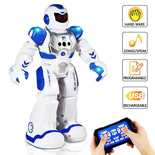 AILUKI RC Robot Toy ,Programmable...