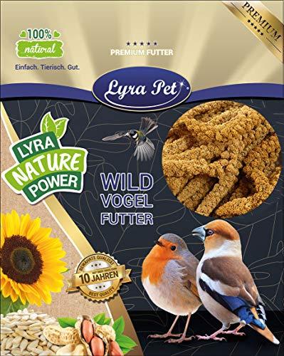Lyra Pet® 15 kg Kolbenhirse 15000 g gelb Vogelfutter Kanarienfutter Wellensittiche