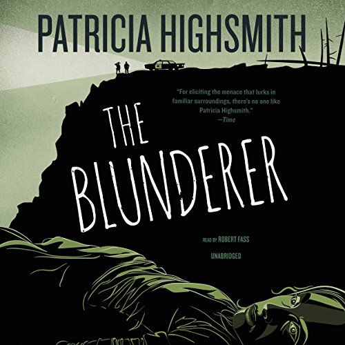 The Blunderer audiobook cover art
