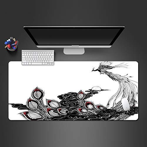 Mauspad Gummi waschbar Spiel pad professionelle Version erweiterte büro Computer Tastatur Maus Tisch 800x300x2