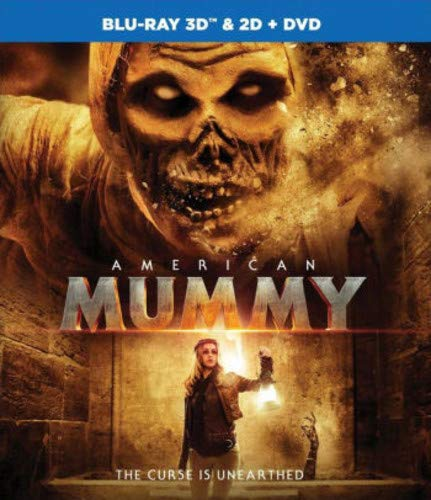 American Mummy (3d + 2d Blu-Ray/Dvd)
