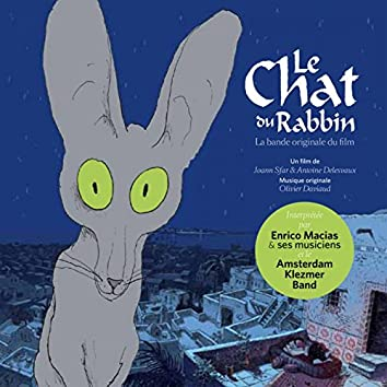 Le Chat du Rabbin (Bande originale du film)