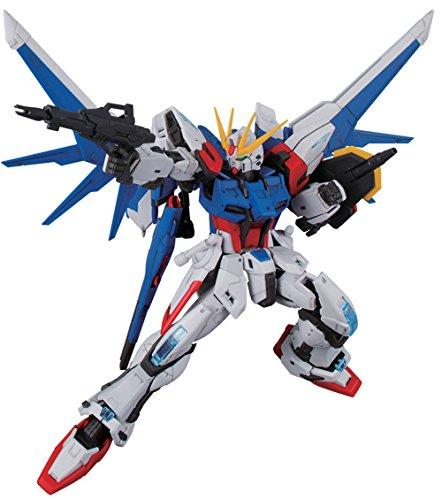 Bandai Hobby BAN210510 Gat-X105B Build Strike Gundam Full Package Rg 1/144 Plastic Model Kit Plastikmodellbausatz, Mehrfarbig, 20,3 cm