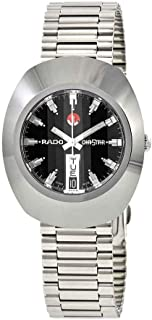 Rado The Original Black Analog Watch for Men R12408623