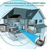 Zoom IMG-1 kastewill trasmettitore ricevitore bluetooth 5