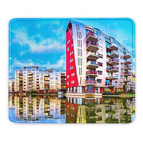 Nederland S-Hertogenbosch Muismat Gift Souvenir 7,9 x 9,5 in 3 mm rubberen pad
