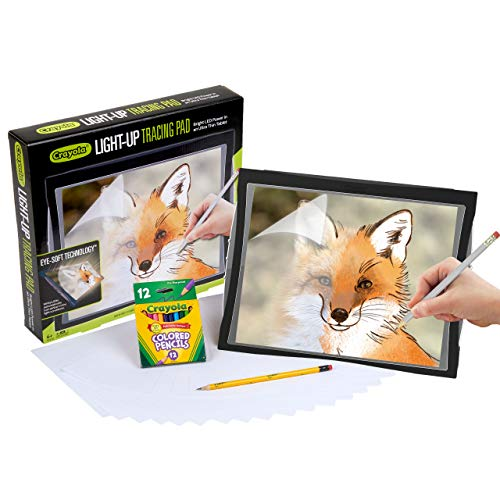 Crayola Light Up Tracing Pad for 23.99