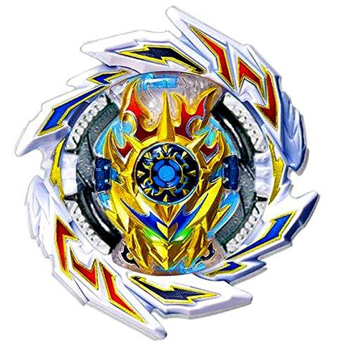 StormGyro Elrozo B-00 First Uranus + Launcher Kreisel für Beyblade Burst Turbo Evolution Rise Arena