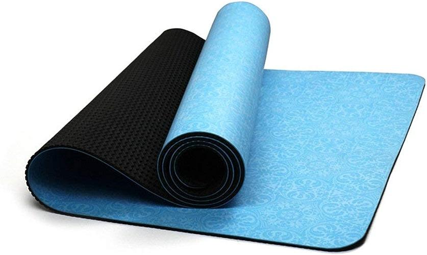 Xinsushp Home Tapis de Yoga Tapis d'exercice Anti-dérapant pour Tapis de Yoga