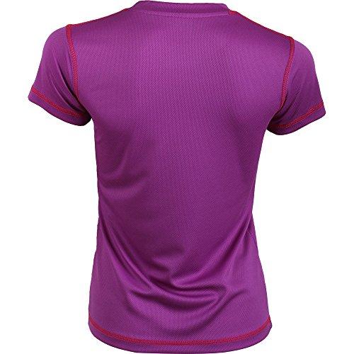 Camiseta Padel Moradas