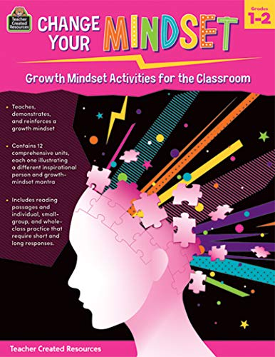Change Your Mindset: Growth Mindset Activities for the Classroom (Gr. 1-2)