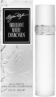 Elizabeth Taylor White Diamonds Brilliant Women's 3.3-Ounce Eau de Toilette Spray