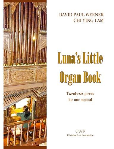 little organ book - 2