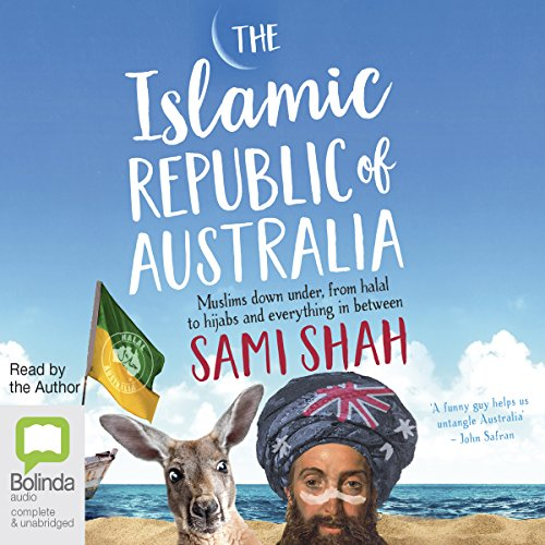 The Islamic Republic of Australia audiobook cover art