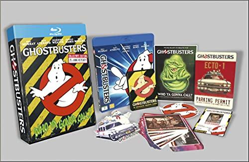 Set Regalo Universale per 35 Anni di Sony Pictures, Nordic Ghostbusters, Colore: Blu Ray