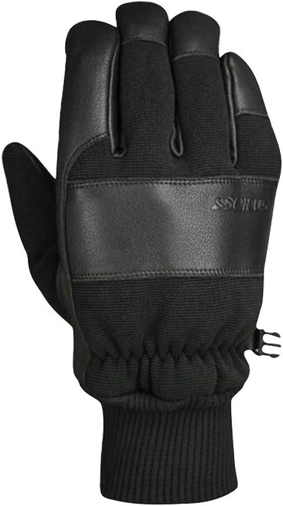 Seirus Innovation Heatwave Lift OPS Gloves (Black,M)