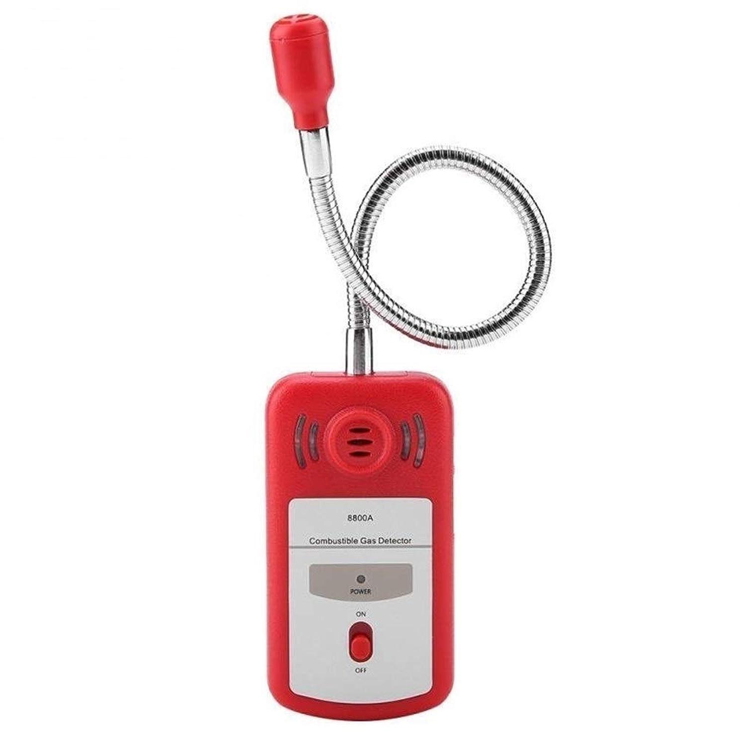 口ひげ自慢おいしい耐久性 ガス検知器 可燃物の検出 ガス漏れ検知器 ガス分析計 PT8800A 正確な