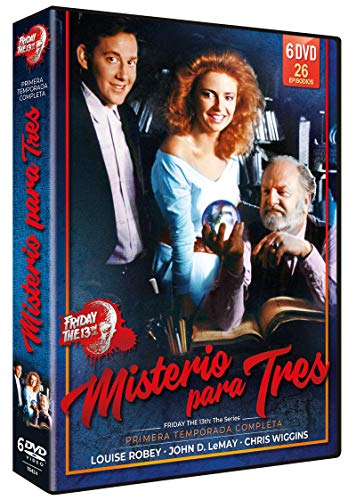 Misterio Para Tres (Serie de TV) 6 DVDs 1987 Friday the 13th