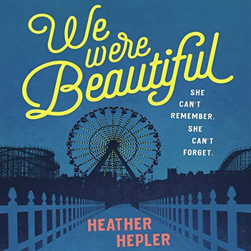 We Were Beautiful audiobook cover art