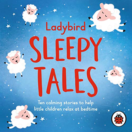 Ladybird Sleepy Tales cover art