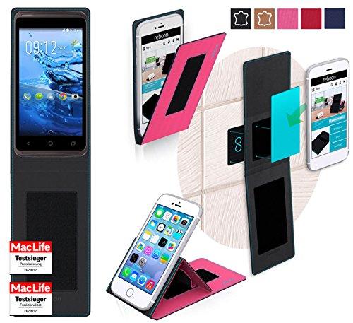 Hülle für Acer Liquid Z410 Tasche Cover Hülle Bumper | Pink | Testsieger