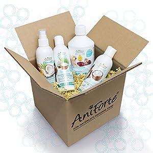 AniForte Fellharmonie Hundeshampoo mit Aloe Vera 200ml - natürliche Pflege für Fell & Haut, Shampoo frei von Farbstoffen… 6