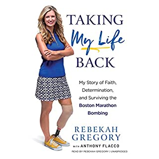 Taking My Life Back audiobook cover art