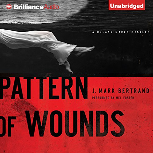 Pattern of Wounds audiobook cover art