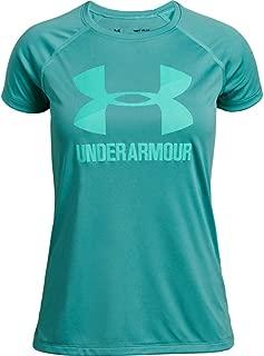 Under Armour Girls Stay Fierce Short Sleeve T-Shirt