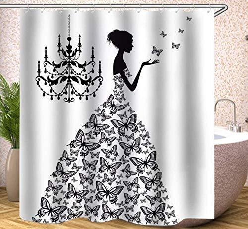 cortina ducha 180x200 fabricante XHCP