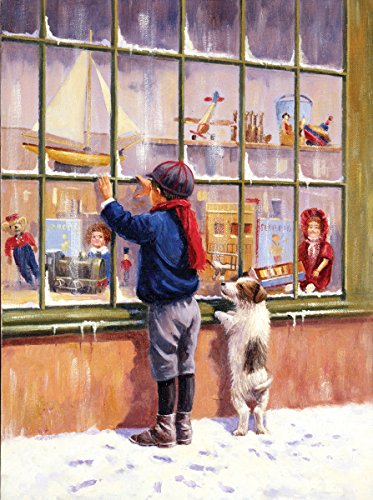Royal & Langnickel - PJS73 - Peinture au numéro - Souhait de Noël