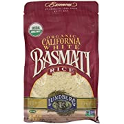 Lundberg Family Farms Organic Basmati Rice, California White, 32 Ounce
