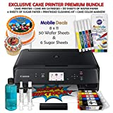 Mobile Deals Premium Birthday Cake Topper Image Printer Bundle - Includes Canon Wireless - Best Reviews Guide