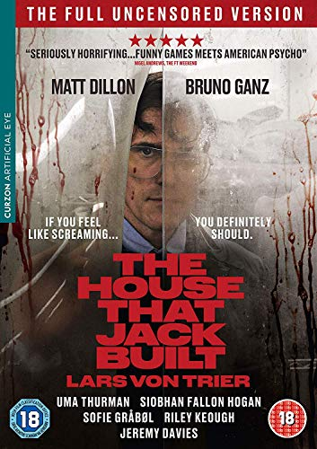 DVD1 - House That Jack Built. The (1 DVD)