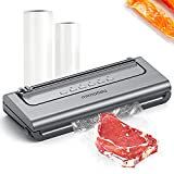 Best Food Sealers - Vacuum Sealer Machine for Food Saver, MIMODAY Automatic Review